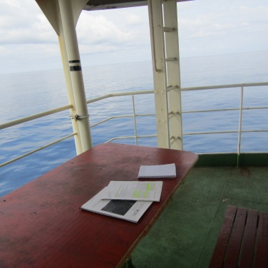 ACE Expedition. Leg 0: Bremerhaven (Germany) - Cape Town (South Africa).