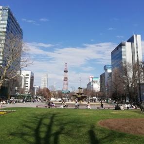 Sapporo, Japan.